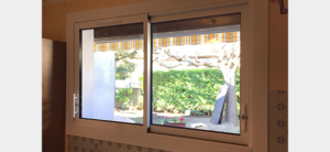 Fenêtre ALU blanc