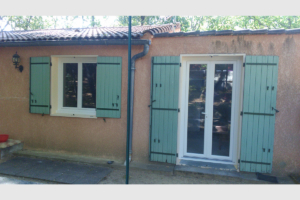 Fenêtre et porte-fenêtre PVC blanc