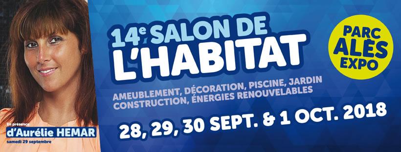 Salon de l'habitat 2018 à Alès
