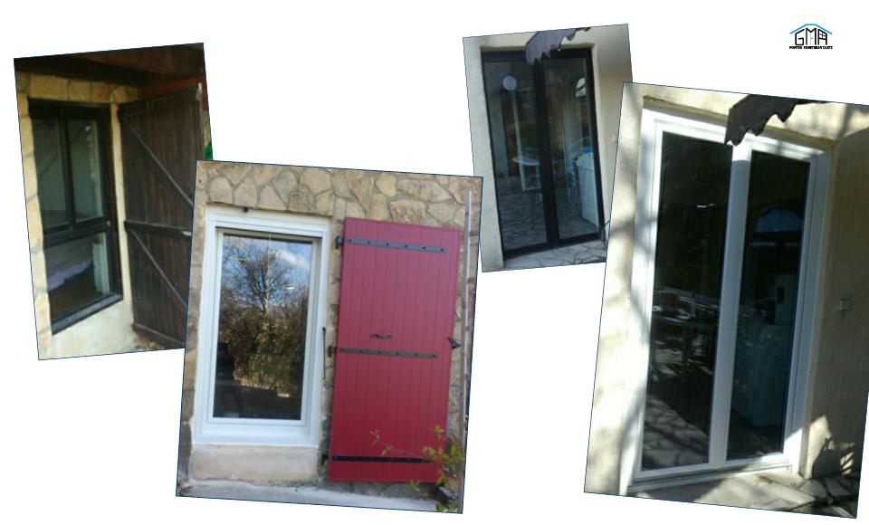 Fenêtre Et Porte Fenêtre En Pvc Et Volet Alu Gma Fenêtres