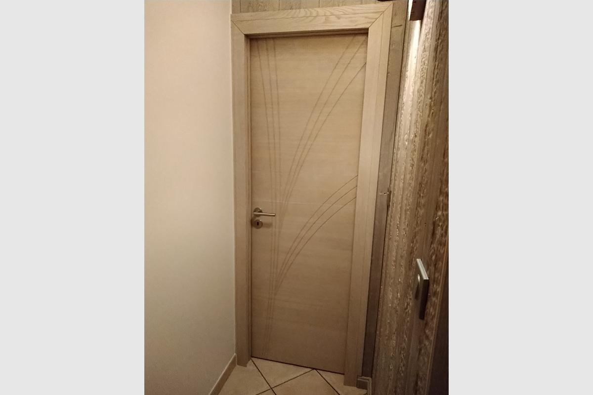 porte-d'intérieur-bois